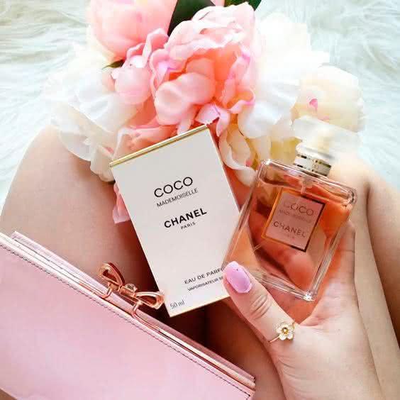 Amostras grátis de perfumes