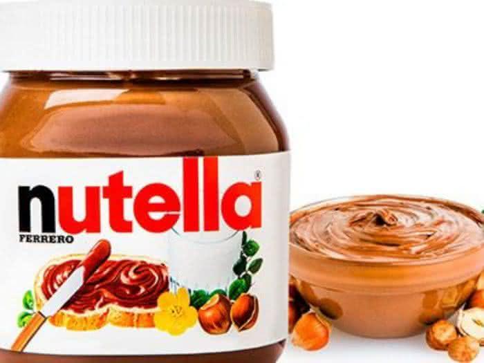 Amostras Grátis Nutella